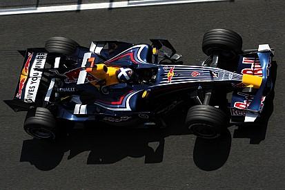 Fotostrecke: Alle Formel-1-Autos von Red Bull Racing seit 2005