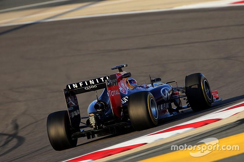 Galería: todos los coches de Red Bull desde 2005