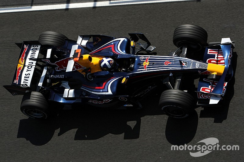 Gallery: Red Bull F1 cars since 2005