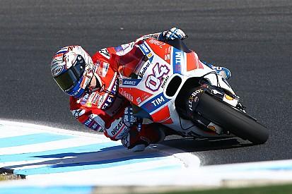 """Andrea Dovizioso: Ducati-Fortschritte """"nicht genug"""" für MotoGP-2017"""
