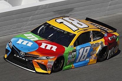 Kyle Busch ganó la primera etapa de la Daytona 500