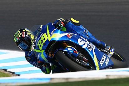 """Iannone : """"Suzuki et moi n'avons rien à prouver"""""""