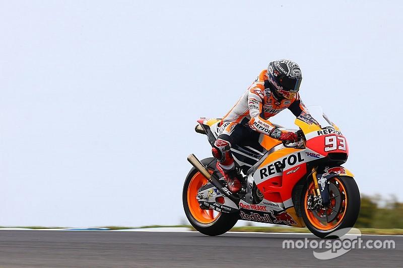 Las diferencias de frenada entre las motos de MotoGP y WorldSBK
