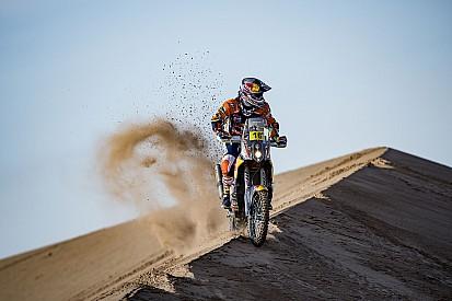 Walkner bertahan di tim reli KTM hingga 2020