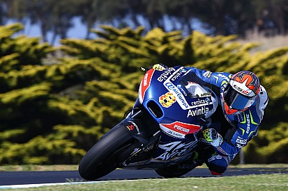 【MotoGP】バルベラ、左鎖骨を骨折。次回テストへの参加に暗雲