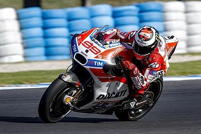 """Iannone avverte Lorenzo: """"E' dura adattarsi alla Ducati. Deve usare l'istinto"""""""