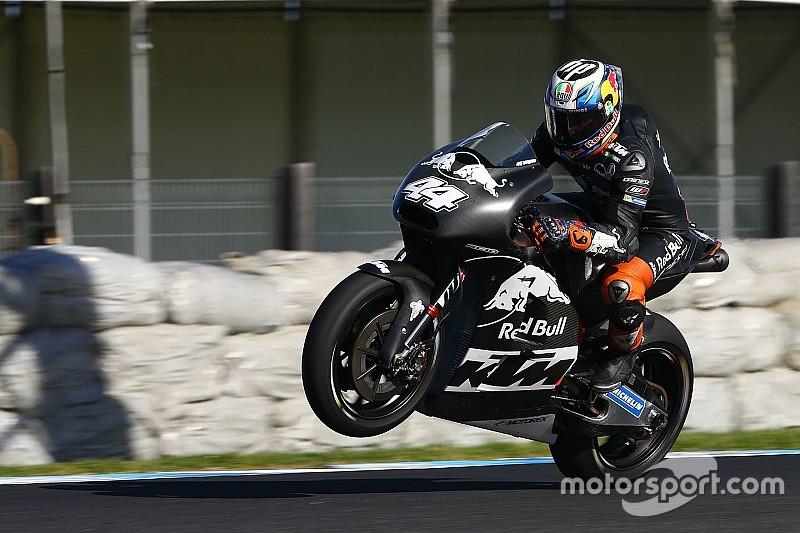 Performa KTM saat start kejutkan Espargaro