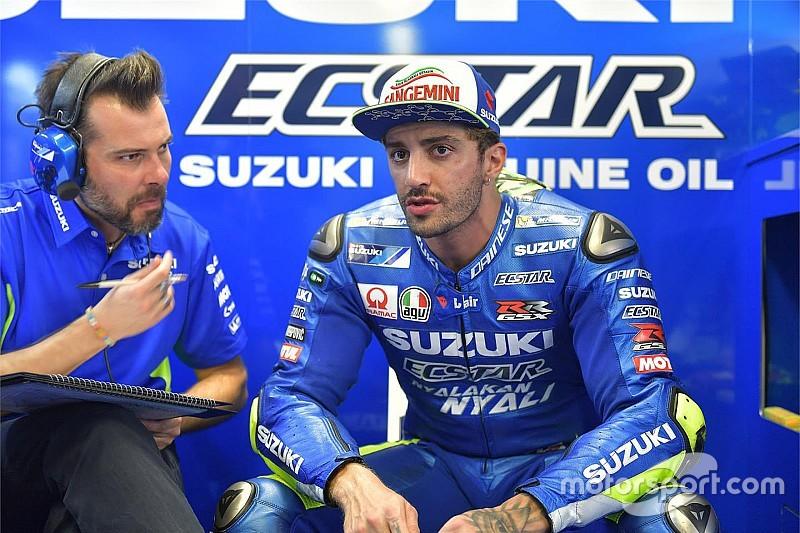 Iannone suggère à Lorenzo de moins réfléchir avec la Ducati