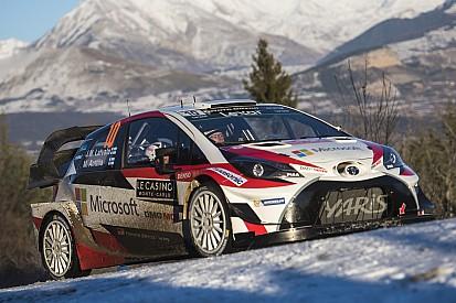 Toyota: c'è fiducia per il debutto su sterrato della Yaris WRC Plus