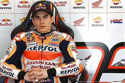 """Marquez: """"Nog niet helemaal fit tijdens MotoGP-test Qatar"""""""