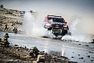 Cross-Country Rally Al-Attiyah contra los Peugeot en el Silk Way Rally 2017
