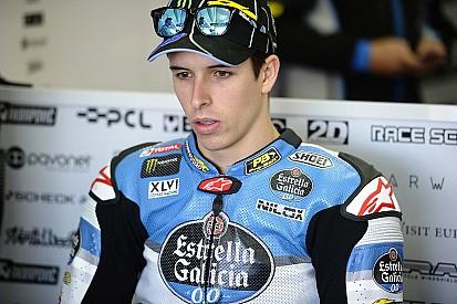"""Álex Márquez: """"No me obsesiona MotoGP, primero hay que ganar en Moto2"""""""