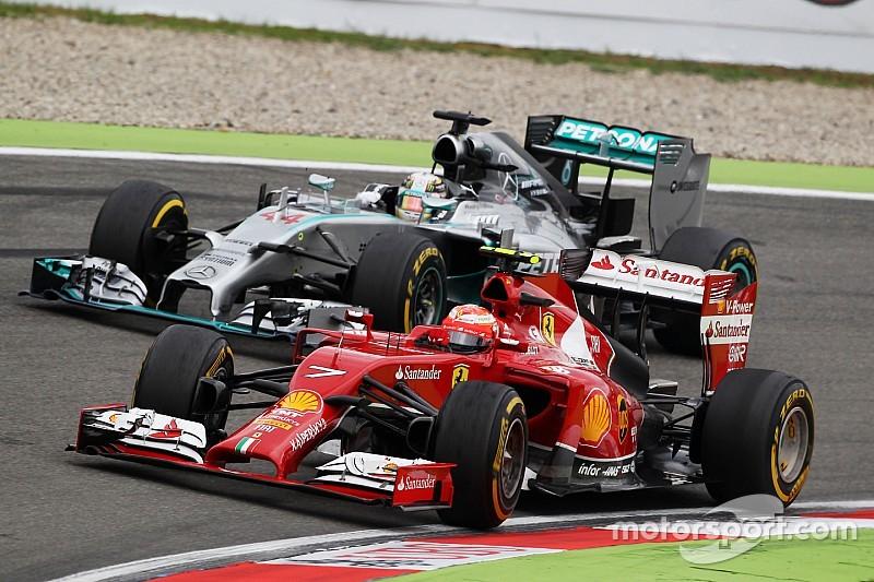 Liberty Will Einkommen Der Großen Formel 1 Teams Beschneiden