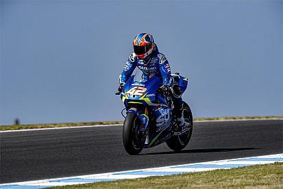 Suzuki - Rins finira de s'adapter avec les premières courses