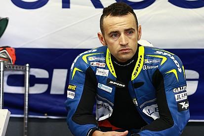 Hector Barbera salterà i test in Qatar a causa dell'infortunio