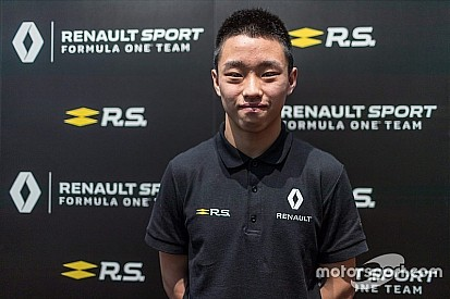 """فورمولا 4 الإماراتية: يانغ ينضمّ إلى صفوف فريق """"دراغون"""" في الجولة الأخيرة للموسم"""