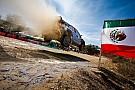 Itinerario del Rally de México