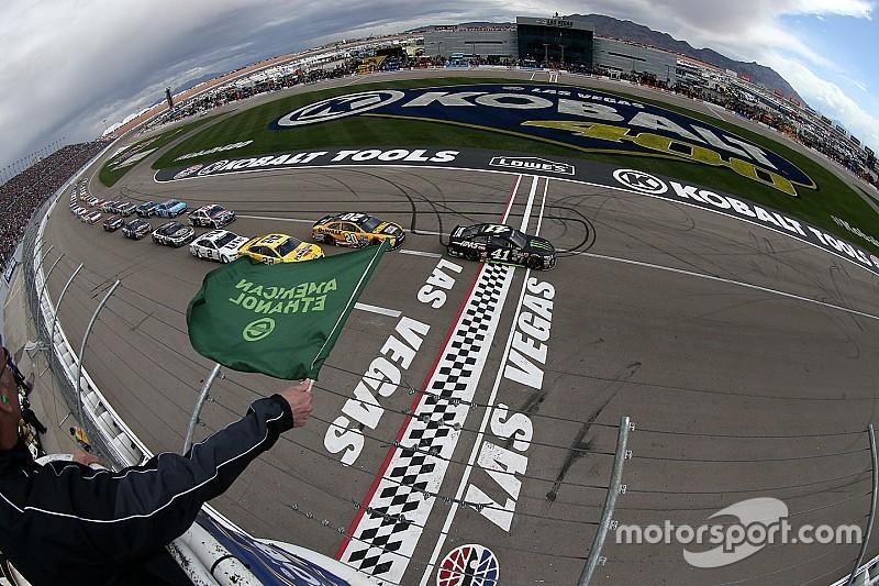 Las Vegas erhält 2. Termin im NASCAR-Kalender 2018