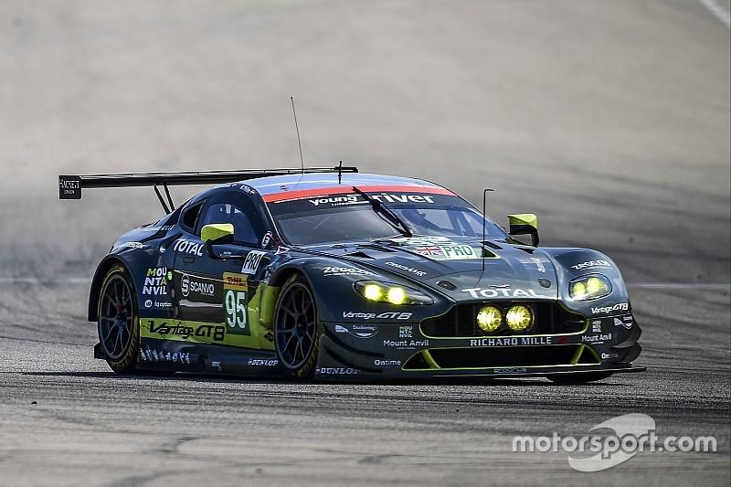 Aston Martin cinq ans de plus en WEC