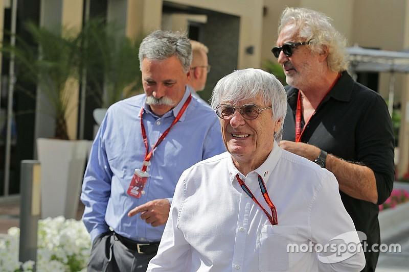 """布里亚托雷:埃克莱斯通未得到F1新老板的""""善待"""""""