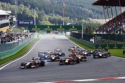Formel-1-Nachwuchsserie GP2 wird in Formel 2 umbenannt