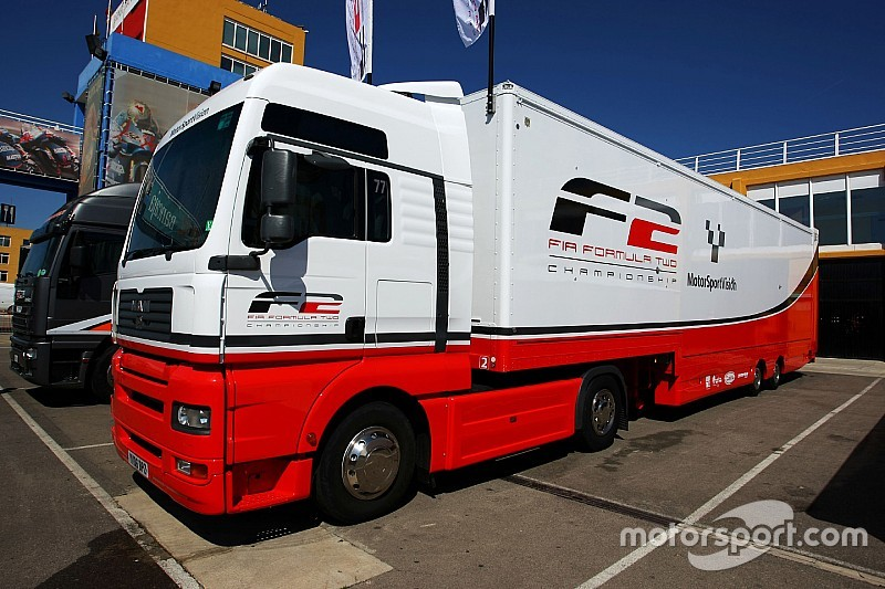 "FIA批准GP2""更名""F2"