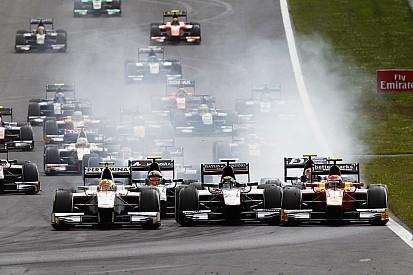 GP2 Series berubah nama menjadi Formula 2