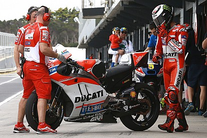 Ducati bawa fairing anyar ke tes MotoGP Qatar