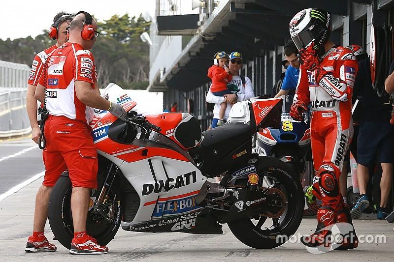 【MotoGP】ドゥカティ、カタールテストに新フェアリング持ち込みか