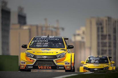 Частная команда выставит машины Lada в WTCC