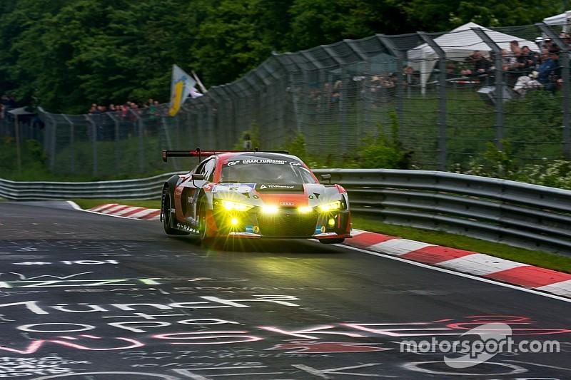 Quatre Audi à l'assaut des 24 Heures du Nürburgring
