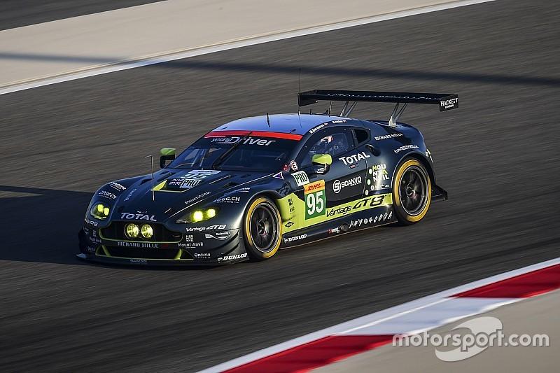 Aston Martin baut Werksunterstützung in der WEC aus
