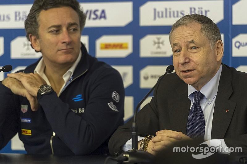 """Todt: """"Roborace nooit een officiële serie van de FIA"""""""