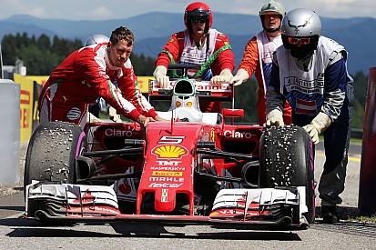 "Vettel: Ferrari alami ""kemajuan pesat"" dari 2016"
