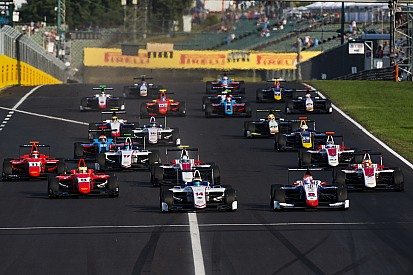 La GP3 e la Formula 3 potrebbero fondersi nel 2019