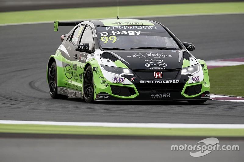 Daniel Nagy complète l'effectif du Zengo Motorsport