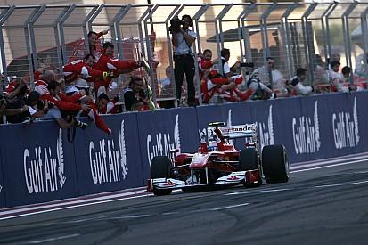 Ezen a napon: Fernando Alonso első ferraris győzelme