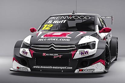 Huff noteert snelste tijd tijdens eerste dag WTCC-test Monza