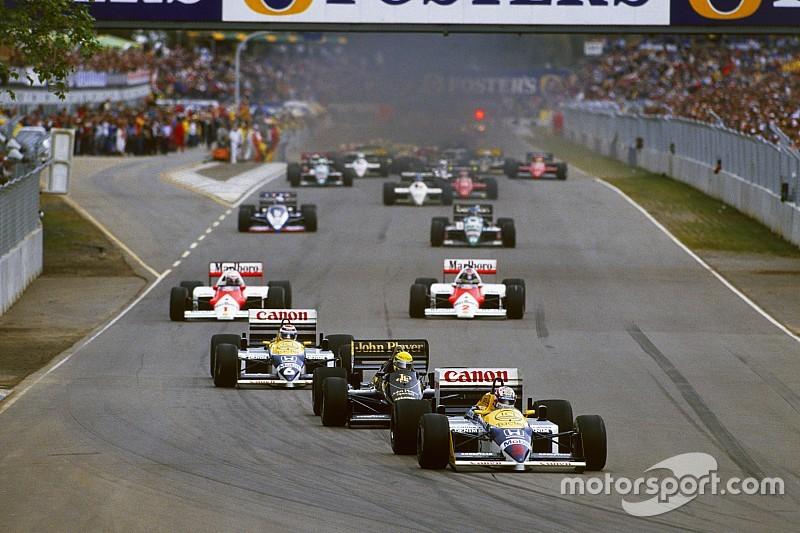 阿德莱德市政厅申请对F1回归进行调查