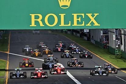 【F1】開幕が迫るF1。FIA、全20戦のセッション開始時間を発表