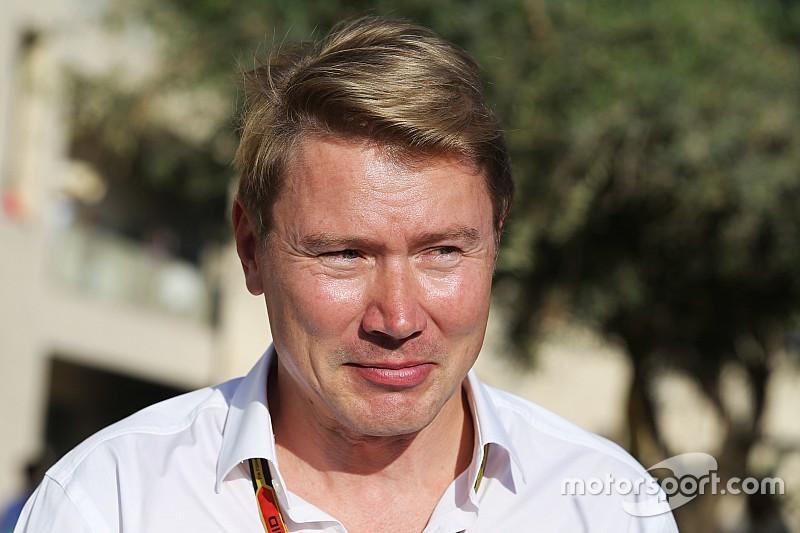 """【F1】ハッキネン、マクラーレン復帰。""""パートナー大使""""の任務を担う"""