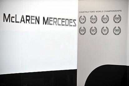 McLaren akan kembali bermitra dengan Mercedes?