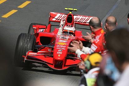 Ma 10 éve, hogy Raikkönen rögtön nyerni tudott a Ferrarival