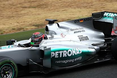 【F1】シャークフィンに嫌悪感抱くロス・ブラウン「最善策ではない」