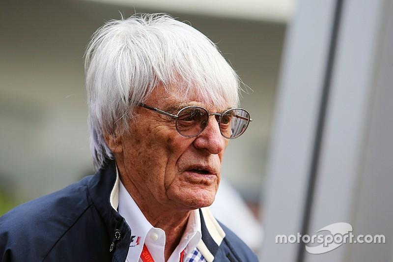"""【F1】エクレストン「リバティは""""バーニーの時代""""を終わらせたい」"""