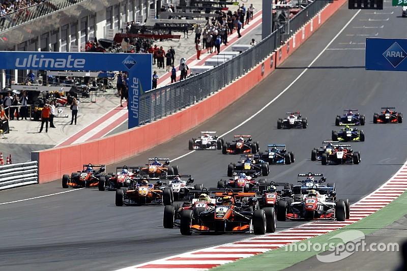 Formel-3-EM 2017 mit Mick Schumacher und insgesamt 20 Autos