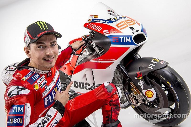 "Jorge Lorenzo im Interview: ""Bei Ducati bewundern sie mich"""