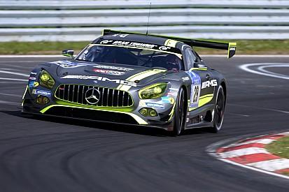 HTP-Mercedes mit 3 Autos bei den 24h Nürburgring 2017