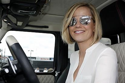 """""""Peinliche Situation"""": Susie Wolff für 6 Monate ohne Führerschein"""