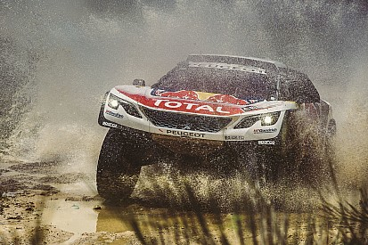Dakar Rally 2018 voert door Peru, Bolivia en Argentinië